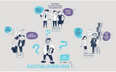 Digitalisierung – Werden wir alternativlos digital?