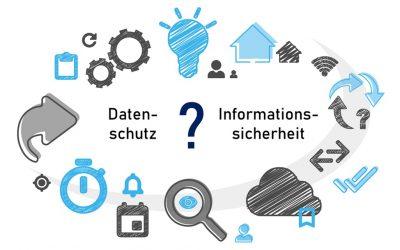 Was ist der Unterschied zwischen Datenschutz und Informationssicherheit?