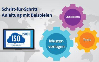 ISO 27001 Einführung mit Checkliste und Mustervorlagen